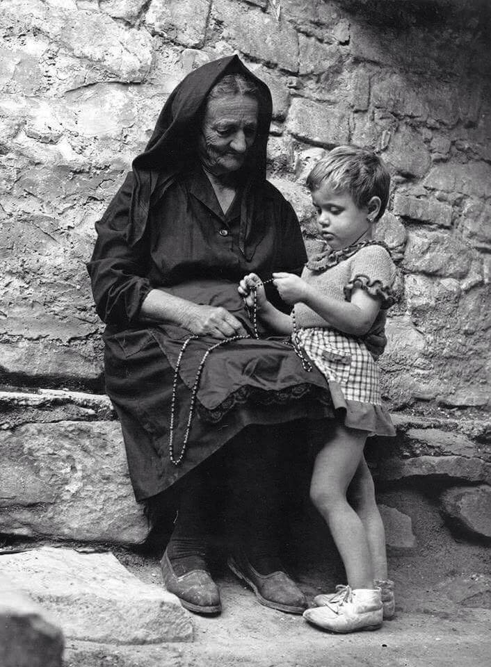 Risultato immagine per nonna e nipote