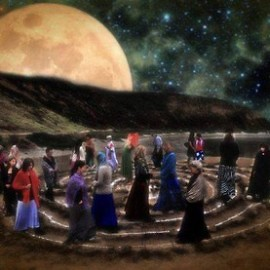 Con la Luna Piena Onoriamo le Antenate