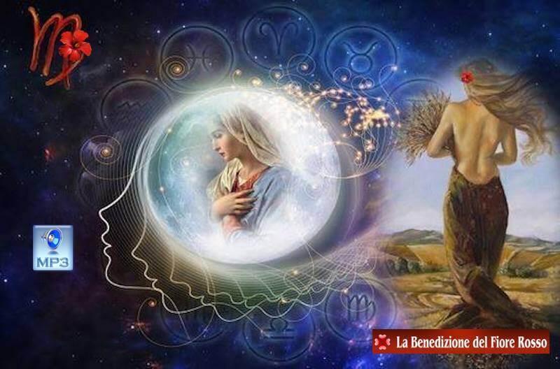 Energia della Vergine Attivazione Energetica di Luna Piena