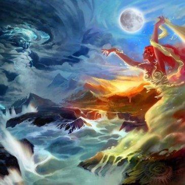 Cos'è l'Attivazione Energetica di Luna Piena?